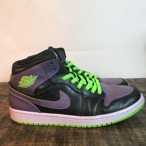 89024afdc01 Jordan Shoes | Air 1 Retro Night Vision Joker Glow | Poshmark